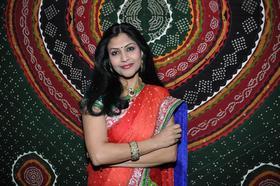 Jayanthi Raman at her dance studio.