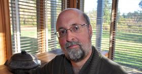 David Crumb at the Watzek House in Portland.