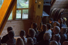 Cheryl Strayed at the 2013 Summer Fishtrap Gathering of Writers