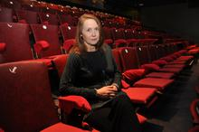 Carol Triffle at Imago Theatre in Portland.