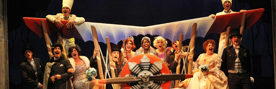 Broadway Rose Theatre Company, The Drowsy Chaperone